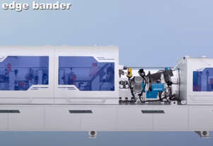 Finger pull Edgebander. New model under $40k!. Register your interest now