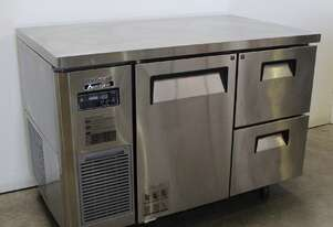 Turbo Air KUF12-2D-2 U/C Freezer