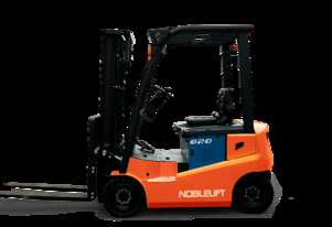Noblelift 4 Wheel Lithium-Ion Electric Counterbalance Forklift - Q Series