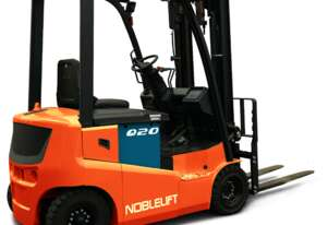 Noblelift 4 Wheel Electric Counterbalance Forklift - Q Series