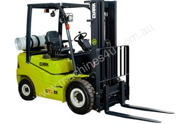 2019 Container Access 2.5t LPG CLARK Forklift