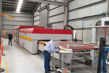 Glass Toughening Plant - Horizontal Roller Hearth Glass Tempering Furnace