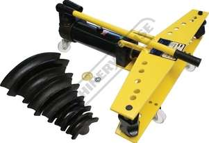 MPB-2SH Hydraulic Pipe Bender 12.7mm - 50.8mm NB Pipe Capacity Includes 12.7mm, 19.05mm, 25.4mm, 31.