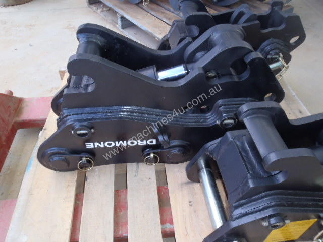 New Dromone Qh13 Excavator Hitch In Panton Hill Vic