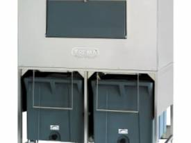 Brema DRB 500 Double Roller Ice Bin 300Kg Storage  - picture0' - Click to enlarge