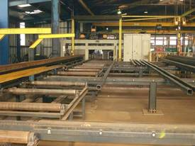 FICEP 1203 DB CNC Drilling & Sawing Line - picture0' - Click to enlarge