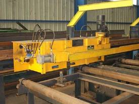FICEP 1203 DB CNC Drilling & Sawing Line - picture4' - Click to enlarge