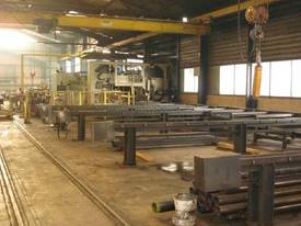 FICEP 1203 DB CNC Drilling & Sawing Line - picture7' - Click to enlarge