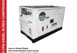 Airman   Air Compressor 90 CFM