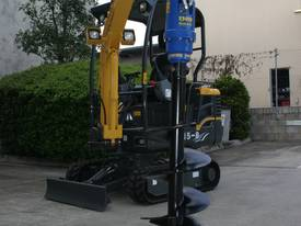 Yuchai YC15-8 Mini Excavator - picture3' - Click to enlarge