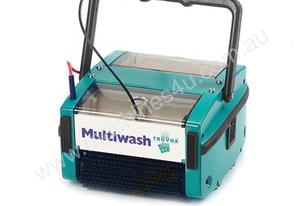 Commercial Floor Scrubber that cleans and dries