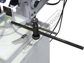 CS-315D MetalMaster Cold Saw, Includes Stand 110 x 70mm Rectangle Capacity Dual Speed 22 / 44rpm - picture4' - Click to enlarge