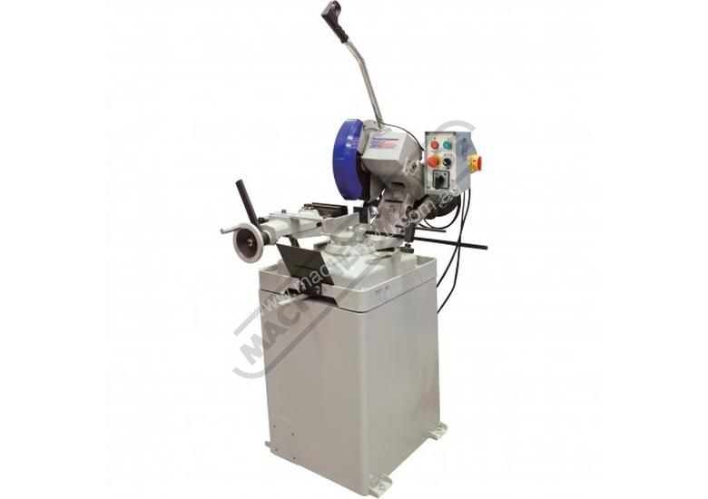 CS-315D MetalMaster Cold Saw, Includes Stand 110 x 70mm Rectangle Capacity Dual Speed 22 / 44rpm