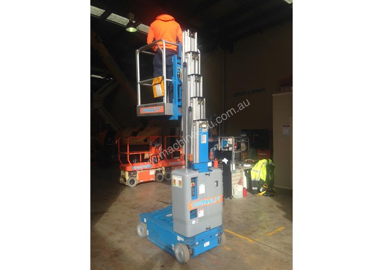 2012 Genie GR20 for hire