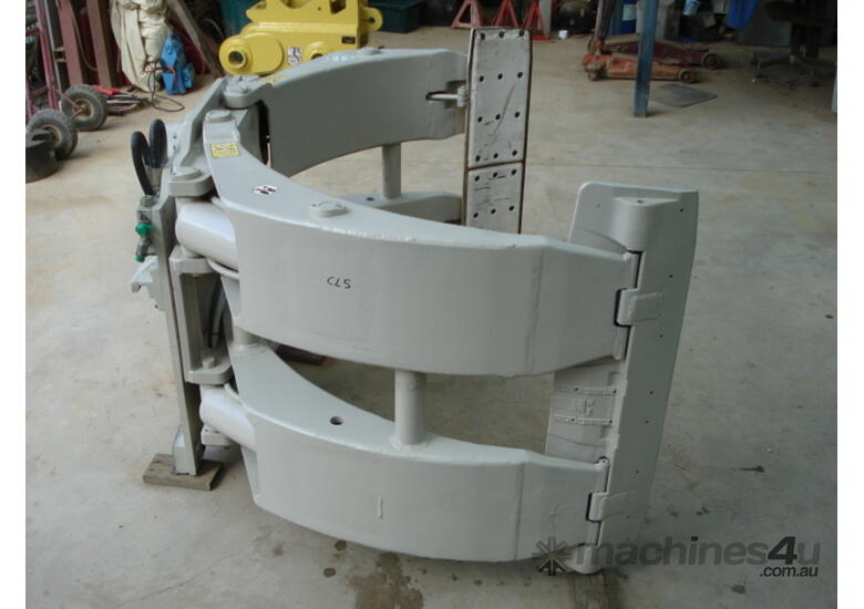 Rotators Carton Paper Roll Clamp for Hire