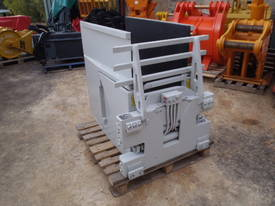 Rotators Carton Paper Roll Clamp for Hire - picture1' - Click to enlarge