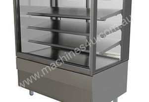 FPG 4A15-SQ-FF 4000 Series Square Ambient Fixed Front Food Cabinet - 1500mm