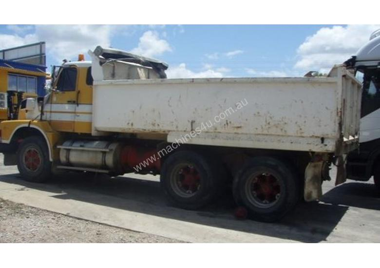 Parts And Wrecking 1987 Volvo N12 Tipper Trucks In Wacol Qld: Volvo N12 1987 Wiring Schematic At Executivepassage.co
