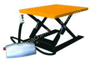 Electric Powered Platform Scissor lift Table 1000K