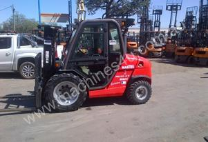 MANITOU MH25-4T 4WD FORKLIFT