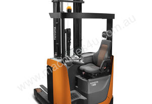 1.2 - 1.6 Tonne 8-Series 3-Wheel Sit Down Reach Truck