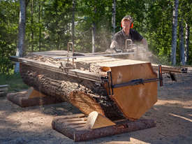 LOGOSOL Big Mill Pro (with LSG Alaskan style jig) - Chainsaw Mill - picture2' - Click to enlarge