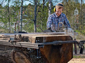 LOGOSOL Big Mill Pro (with LSG Alaskan style jig) - Chainsaw Mill - picture0' - Click to enlarge
