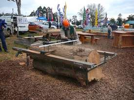 LOGOSOL Big Mill Pro (with LSG Alaskan style jig) - Chainsaw Mill - picture5' - Click to enlarge