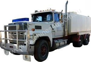 15,000ltr Ford Water Truck, only 513,576kms