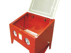Bench Top Industrial Sandblaster Cabinet - picture0' - Click to enlarge