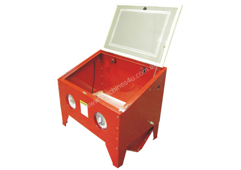 Bench Top Industrial Sandblaster Cabinet