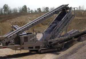 FT2618V High frequency screen crusher