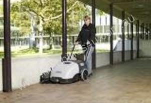 New SW750 sweeper battery & charger
