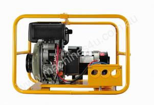 4,000W POWERLITE GENERATOR WITH BATTERY