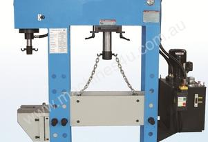 3 x Presses In One Also With Sliding Head