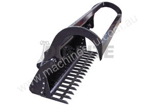 NEW DINGO MINI LOADER 3 IN 1 RAKE AND GRAB