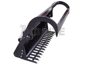 NEW DINGO MINI LOADER 3 IN 1 RAKE AND GRAB - picture0' - Click to enlarge