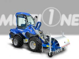 Multione Turf/Lawn Core Aerator - picture3' - Click to enlarge