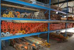 UNUSED CONVEYOR ROLLERS