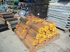 UNUSED CONVEYOR ROLLERS - picture1' - Click to enlarge