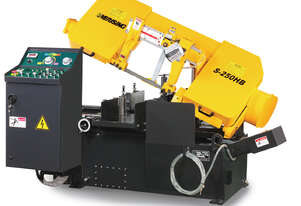 EVERISING S-250HB AUTOMATIC BAND SAW | 250MM DIA CAPACITY | SHUTTLE FEED