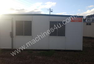Used 6m x 3m Portable Building