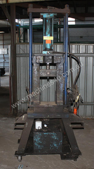 Hydraulic Fabricated Press Long Stroke 3 Phase