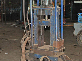 Hydraulic Fabricated Press Long Stroke 3 Phase - picture3' - Click to enlarge