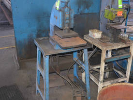 PNEUMATIC PRESS PEDAL CONTROL Metalwork - picture0' - Click to enlarge