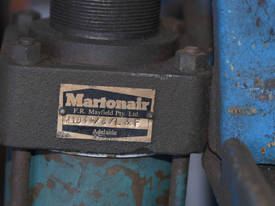 PNEUMATIC PRESS PEDAL CONTROL Metalwork - picture2' - Click to enlarge