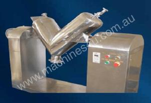 Mixer: V Mixer/Blender: Mix Dry Powders + Granules