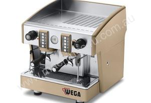 Wega EPU2CAT Atlas Compact 2 Group Semi-Automatic Coffee Machine