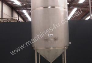 Stainless Steel Mixing Tank - Capacity 4,000 Lt