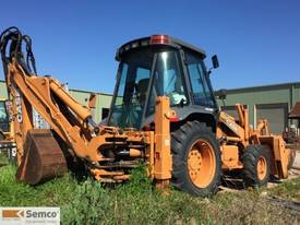 Case 580SM Backhoe Loader Loader